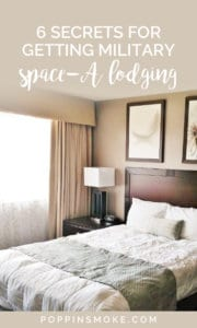 Military Space-A Lodging: Eligibility and Reservation Tips - Poppin