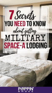 Military Space-A Lodging: Eligibility and Reservation Tips