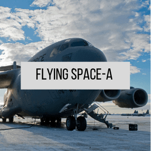 Quickstart Guide to Military Space A Flights Poppin' Smoke
