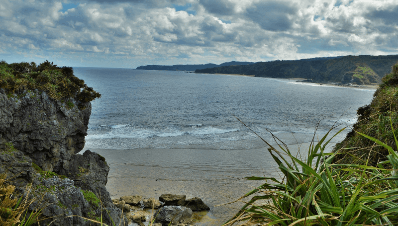 Things to do in Okinawa - the beach at Cape Hedo - Poppin' Smoke
